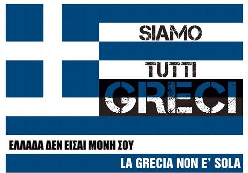Siamo Tutti Greci! 18 Febbraio 2012