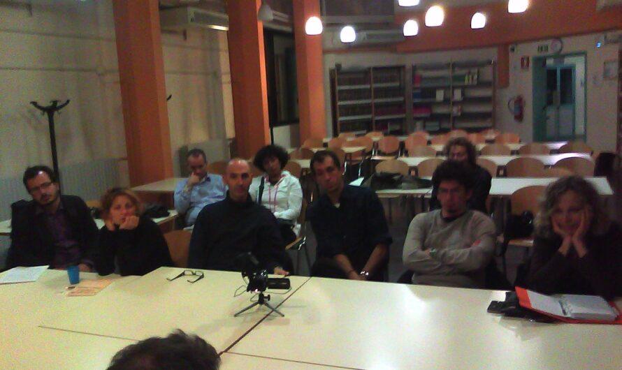 Foto incontri sull'Economia Mista del 3 e 4 maggio a Milano