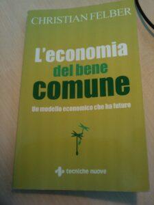 libro: Economia del bene Comune
