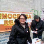 raccolta firme democrazia diretta Milano St.Ambrogio - 24 Novembre 2012