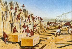 schiavi egizi avevano la piena occupazione