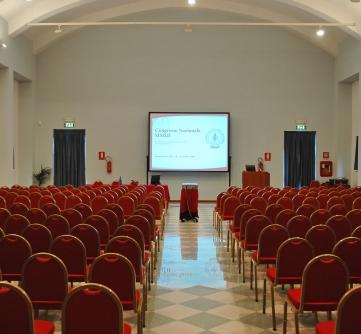 Una Sala Centro Congressi Majestic Montesalviano(Pescara)