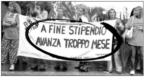 Come stanno (già) riducendo gli stipendi Italiani