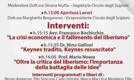 conferenza circolo scipioni ottobre 2013