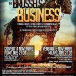 Locandina Proiezione Brussels Business di Moser e Lietaert