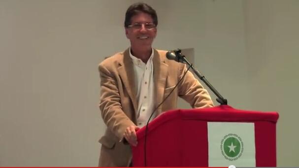 """Warren Mosler al congresso """"Oltre l'euro"""" a Chianciano"""