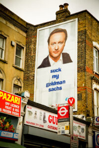 Goldman Sachs Suck http://www.flickr.com/photos/kinglomo/