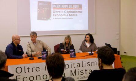 Guillermo Sullings - Presentazione di Torino