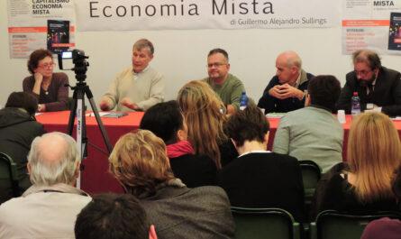 Video presentazione libro Oltre il Capitalismo Economia Mista
