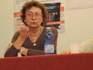 Giovanna Ubaldeschi - Partito Umanista - 12 Novembre - Introduzione alla Presentazione Oltre il Capitalismo Economia Mista
