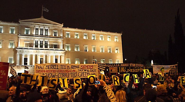 Grecia - immagine presa pressenza.com