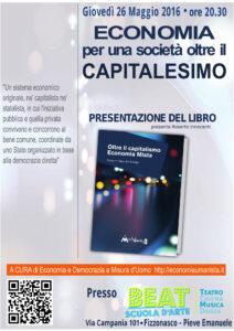 Economia per una società oltre il Capitalesimo