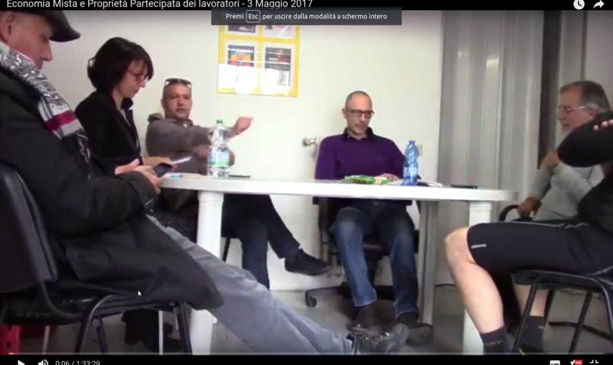 """Video – Cosa si intende per """"Proprietà Partecipata dei lavoratori?"""""""